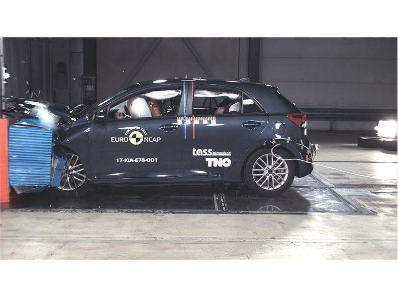 Euro NCAP Newsroom : Kia Rio - Euro NCAP Results 2017