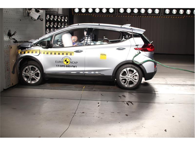 Euro NCAP Newsroom : Opel/Vauxhall Ampera-e - Euro NCAP ...