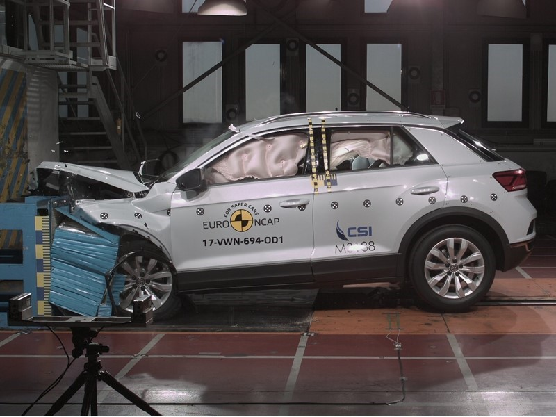 Euro NCAP Newsroom : VW T Roc - Euro NCAP Results 2017