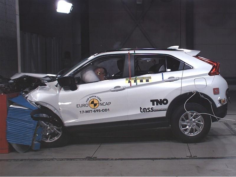 Euro NCAP Newsroom : Mitsubishi Eclipse Cross - Euro NCAP ...