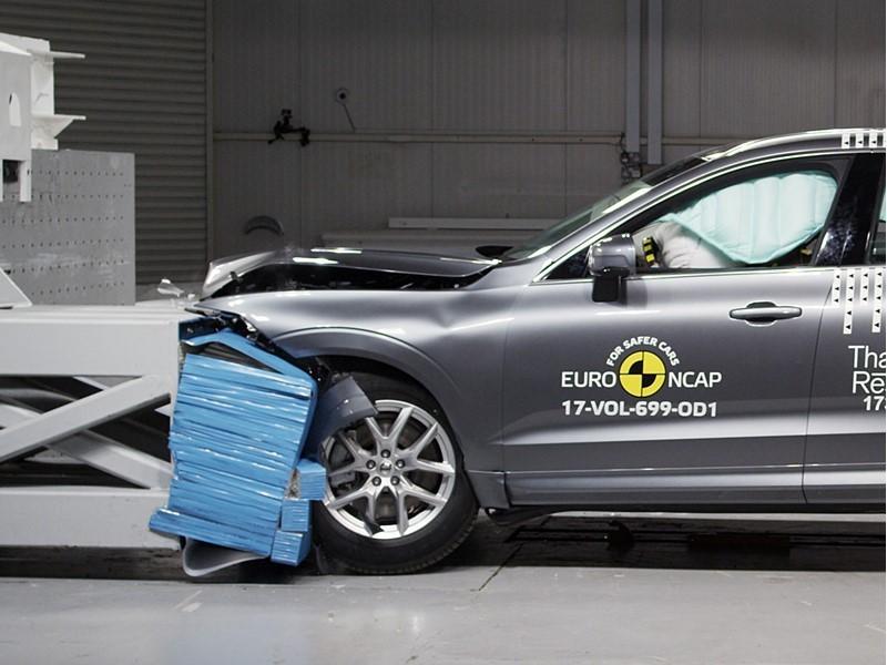 Euro NCAP Newsroom : Volvo XC60 - Euro NCAP Results 2017