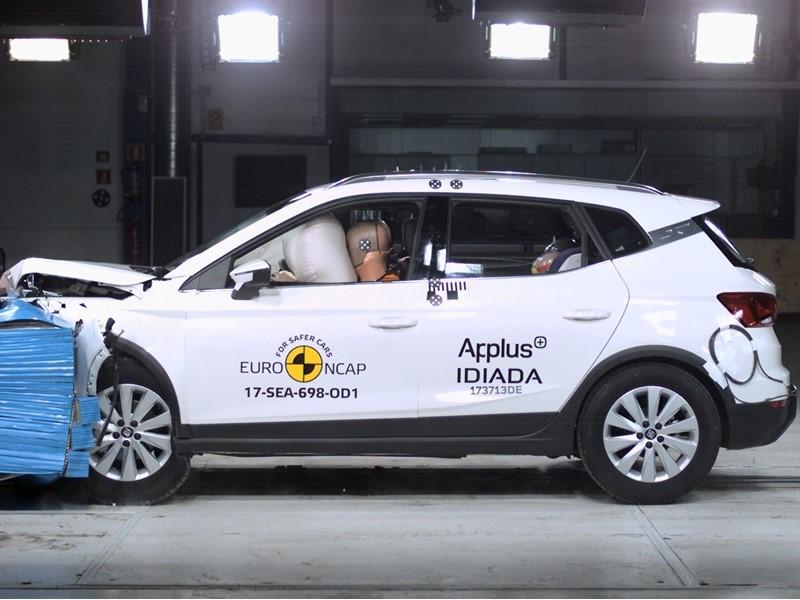 Euro NCAP Newsroom : Seat Arona - Euro NCAP Results 2017