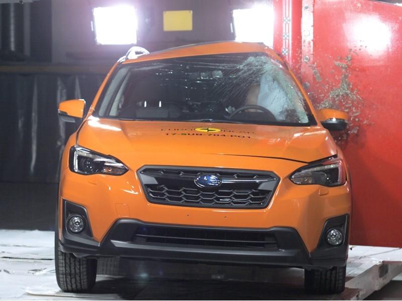 Euro NCAP Newsroom : Subaru Impreza - Euro NCAP Results 2017