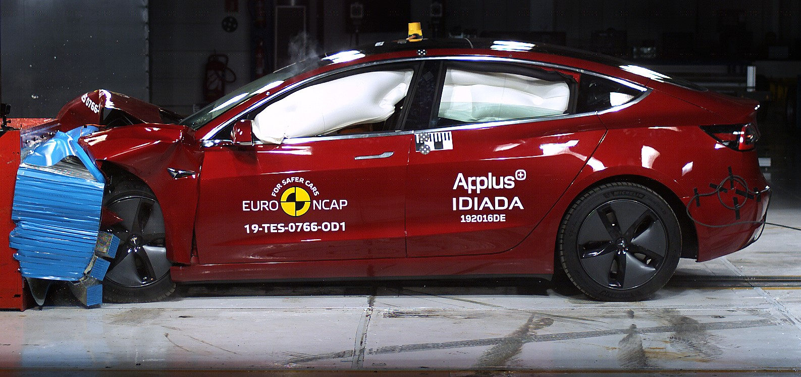 Tesla, Mercedes and Škoda Score a Touchdown in Euro NCAP's..
