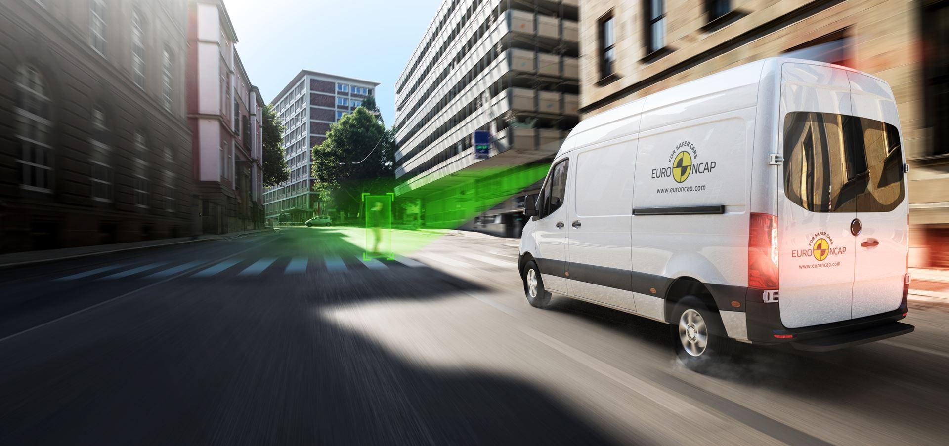 Euro NCAP Offers Yardstick for Commercial Van Safety