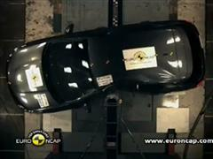 Citroen C4 - Crash Tests 2010
