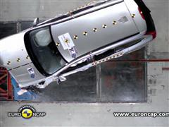 Volvo V60 - Crash Test 2011