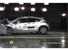 Citroen DS4 - Crash Test 2011