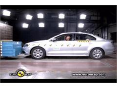 VW Jetta - Crash Tests 2011