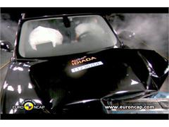 BMW X3 - Crash Tests 2011