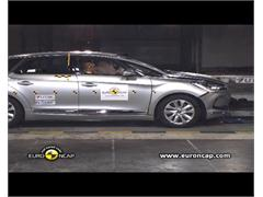 CITROEN DS5 - Crash Tests 2011