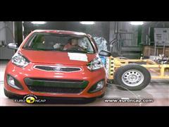 Kia Picanto - Crash Tests 2011