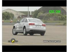 AUDI A6 - Crash Tests 2011