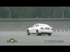 Mercedes-Benz C-Class Coupe - Crash Test 2011