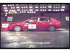 Subaru Impreza -  Euro NCAP Results 2009