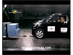Toyota iQ -  Euro NCAP Results 2009