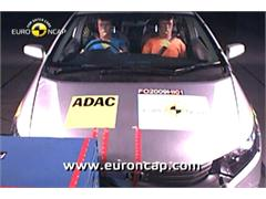Honda Insight Hybrid -  Euro NCAP Results 2009