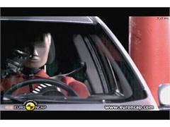 Chevrolet Spark -  Euro NCAP Results 2009
