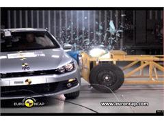 VW Scirocco -  Euro NCAP Results 2009