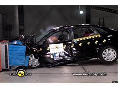 Seat Exeo -  Euro NCAP Results 2010