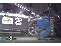 Mazda CX-7 -  Euro NCAP Results 2010