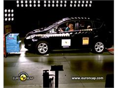 Ford C-Max -  Euro NCAP Results 2010