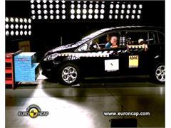 Ford Grand C-Max -  Euro NCAP Results 2010