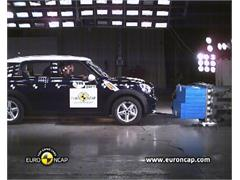 Mini Countryman -  Euro NCAP Results 2010
