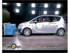 Opel/Vauxhall Meriva -  Euro NCAP Results 2010