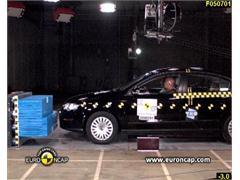 VW Passat -  Euro NCAP Results 2010
