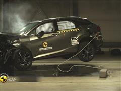 Lexus RX - Euro NCAP Results 2015