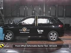 Škoda Kamiq - Euro NCAP 2019 Results - 5 stars