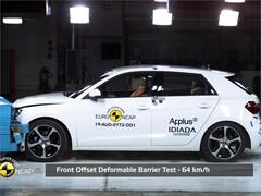 Audi A1 - Euro NCAP 2019 Results - 5 stars