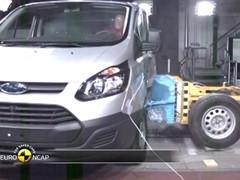 Ford Transit Custom -  Euro NCAP Results 2012