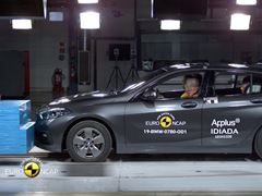 BMW 2 Series Gran Coupé - Euro NCAP 2019 Results - 5 stars