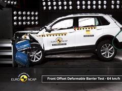 Volkswagen Tiguan - Euro NCAP Results 2016
