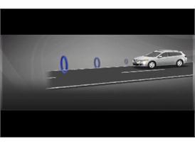 Honda Collision Mitigation Brake