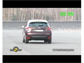 Citroen DS4 – ESC Test 2011