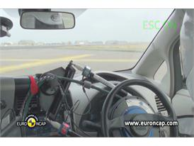 Nissan Leaf – ESC Test 2011