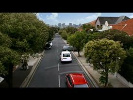2011 Euro NCAP Advanced reward for Ford Active City Stop