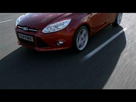 2011 Euro NCAP Advanced reward for Ford Lane Keeping Aid