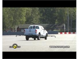 Ford Ranger – ESC test