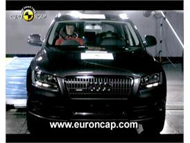 Audi Q5 -  Euro NCAP Results 2009