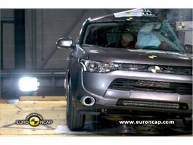 Mitsubishi Outlander 2012 Overall Crash Test 2012