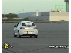 Seat Leon ESC Tests 2012