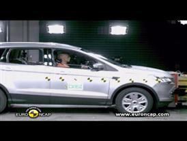 FORD Kuga Crash Test 2012