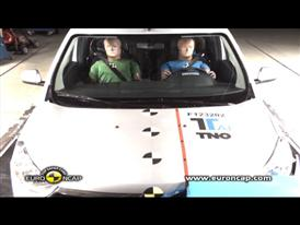 Dacia Lodgy Crash Test 2012