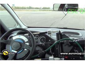 FIAT 500L ESC Tests 2012