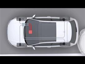 Audi Advanced Reward -Audi Secondary Collision Brake Assist