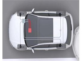 Audi Advanced Reward- Audi Secondary Collision Brake Assist